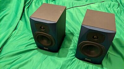 Pair Of Tannoy Reveal Active (self Powered) Monitors/speakers • 150£
