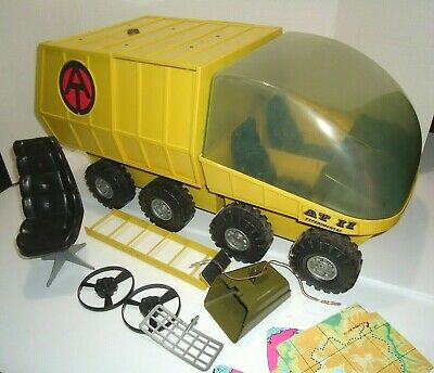 $ CDN145 • Buy Vtg 1972 GI Joe Adventure Team Mobile Support Vehicle Hasbro