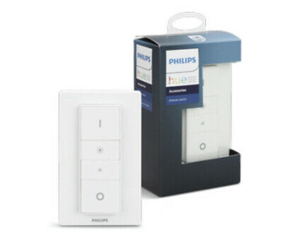 AU75 • Buy Philips Hue Smart Wireless Dimmer Switch With Remote For Smart LED Light Bulbs