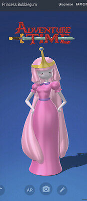 $150 • Buy VeVe NFT - Adventure Time - Princess Bubblegum FA Sold Out China Exclusive