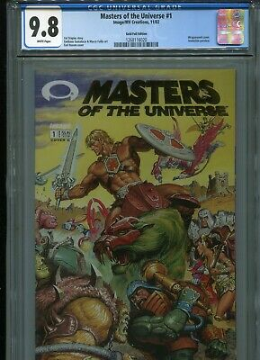 $299.95 • Buy Masters Of The Universe #1  (Gold Foil)  CGC 9.8  WP