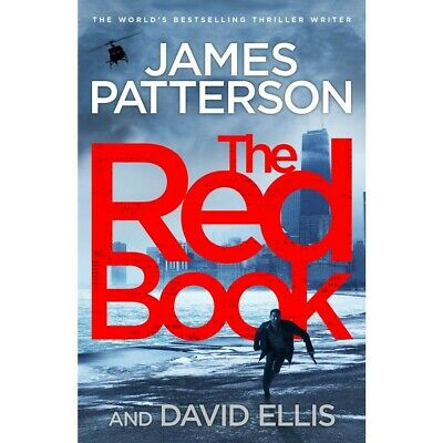 AU16 • Buy The Red Book (Black Book Thriller Book 2) By James Patterson