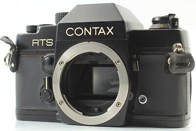 $ CDN164.16 • Buy  EXC+++++  CONTAX RTS 35mm SLR Film Camera Body From Japan