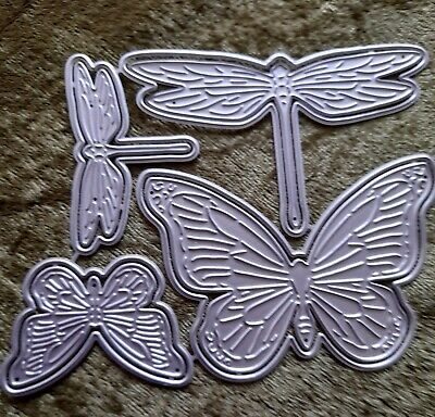 £10 • Buy Butterfly / Dragonfly  Assessment Flourish Cutting Dies