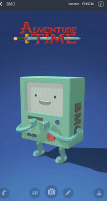 $55 • Buy BMO VeVe NFT China Exclusive Collectible Adventure Time (Sold Out)