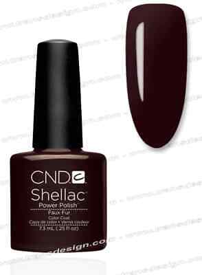 AU20 • Buy CND Shellac Faux Fur