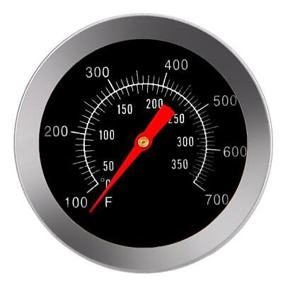 £4.91 • Buy BBQ Barbecue Smoker Grill Stainless Steel Temperature Thermometer Gauge Cooker