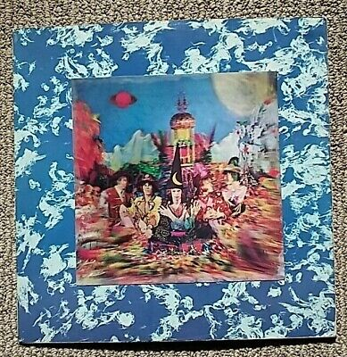 """£183.45 • Buy The Rolling Stones """"their Satanic Majesties Request  Uk Pressing 1967 Excellent!"""