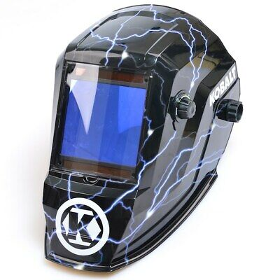 $ CDN106.22 • Buy Kobalt Auto Darkening Variable Shade 5-13 Welding Helmet Large View Hood