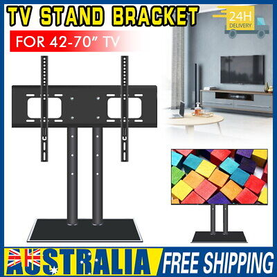 AU35.99 • Buy Universal TV Riser Stand Mount For Samsung Sony Sharp 42-70  LCD LED Sony TCL TV