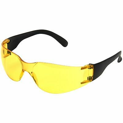 £2 • Buy Supertouch E10 Safety Yellow Tinted Glasses / Goggles