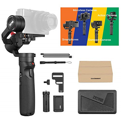 AU452.39 • Buy Zhiyun Crane-M2 Crane M2 3-Axis Handheld Gimbal Stabilizer For Mirrorless Action