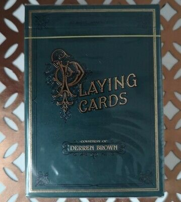 £12.99 • Buy Derren Brown Playing Cards New & Sealed Theory 11 USPCC Deck