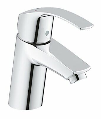 3246720L Eurosmart Basin Tap With Smooth Tap Body, Universal Pressure • 66.37£
