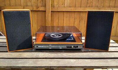 £69.99 • Buy Vintage Thorn / HMV 2046 Music Centre Turntable Record Player & Speakers