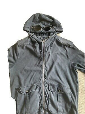 Cp Company Hooded Overshirt-size XXL But Fits More Like A Large Or Extra Large • 100£