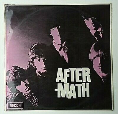 £73.33 • Buy The Rolling Stones  Aftermath  Uk Decca Stereo 1969 Pressing Excellent