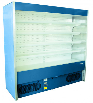 £3199 • Buy Bp 4 Refrigerated Multideck Display Various Colours & Dimensions
