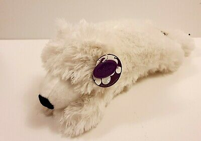 £6 • Buy Cuddle Time Polar Bear Soft Plush Toy 15   Long With Tags
