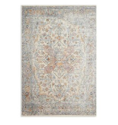 $99.99 • Buy Magnolia Home By Joanna Gaines Ophelia Loomed 2' X 3'4 Area Rug In Ivory/Multi