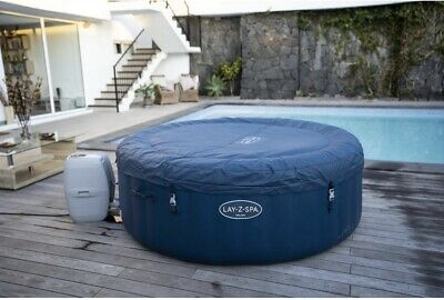 Layz Spa Milan 6 Person Hot Tub Lay-Z AirJet Plus. Free Delivery 🚛 Brand New ✅ • 799.99£