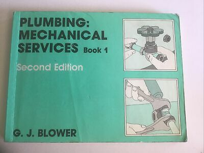 £3 • Buy Plumbing Mechanical Services Book 1 Second Edition