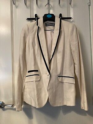 £30 • Buy Linen Two Piece Trouser Suit And Jacket - Primark