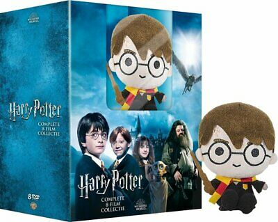 $ CDN73.51 • Buy Dvd - Harry Potter - Complete 8-film Collection - Box Set (nieuw / New / Sealed)
