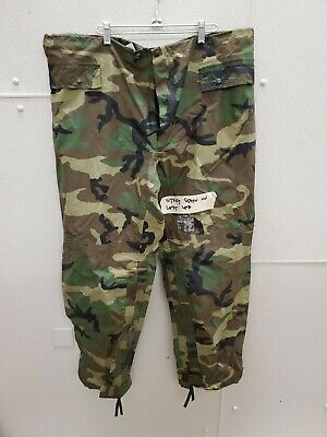 $ CDN61.92 • Buy ORC Industries Trousers Improved Rain Suit M81 Woodland Camouflaged Large L6C