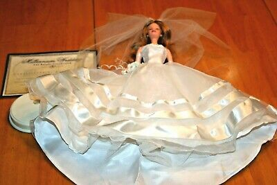 $45 • Buy 1999 Barbie Millennium Wedding The Bridal Collection 1st In Series-Used