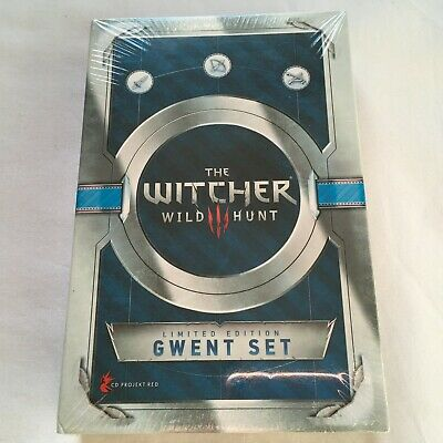 $ CDN153.29 • Buy The Witcher 3 Hearts Of Stone Expansion Pack Gwent Collector  NEW  SEALED