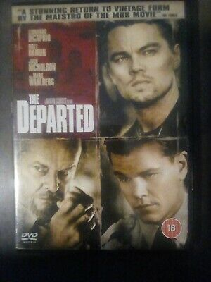 £1.66 • Buy Dvd The Departed