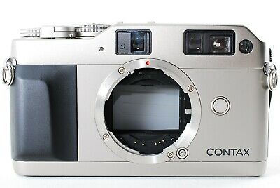 $ CDN200.16 • Buy  AS IS  Contax G1 35mm Rangefinder Film Camera Body Only From Japan 1398