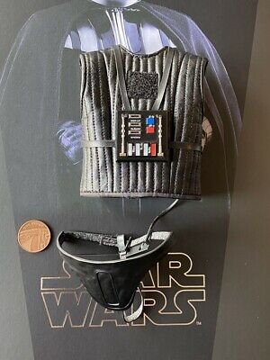$ CDN103.40 • Buy Hot Toys Star Wars Darth Vader 40th MMS572 Vest & Groin Armor Loose 1/6th Scale