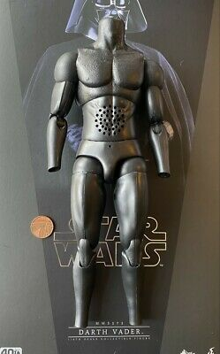$ CDN103.40 • Buy Hot Toys Star Wars Darth Vader 40th MMS572 Nude Body Loose 1/6th Scale