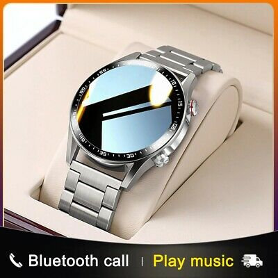 AU99.81 • Buy Waterproof Smart Watches For Android IOS Sports Fitness Tracker