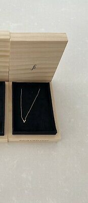 AU230 • Buy Sarah And Sebastian Letter Necklace