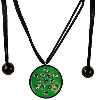 AU31.46 • Buy Zsiska Cannonball Adjustable  Pendant With Crystals.