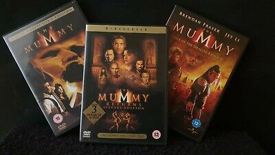 £2.99 • Buy The Mummy DVD Collection