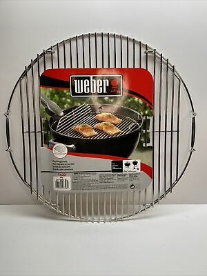 $ CDN23.81 • Buy Weber 7433 (17.5 In) Hinged Cooking Grate For 18 Inch Weber Charcoal Grills