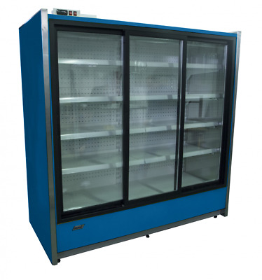£4341 • Buy Rch 5d Remote Refrigerated Multideck Display Various Colours & Dimensions