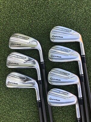 TaylorMade P790 4-PW UST Mamiya Recoil 780/F4 Stiff Graphite Shafts Right Han • 589.95£