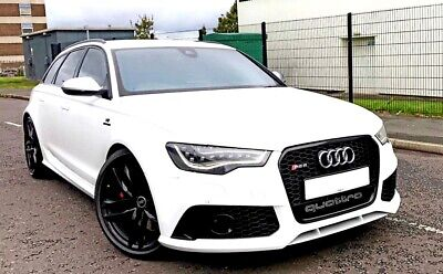 Audi Rs6 4.0tfsi 8 Month Warranty Incl Low Miles Px Rs7 M5 E63 Rs3 S3 M3 • 33,300£