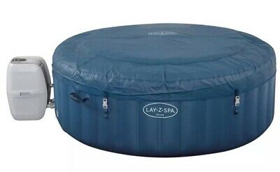 Lay Z Spa Milan 6 Person Hot Tub With Freeze Shield Technology! • 450£