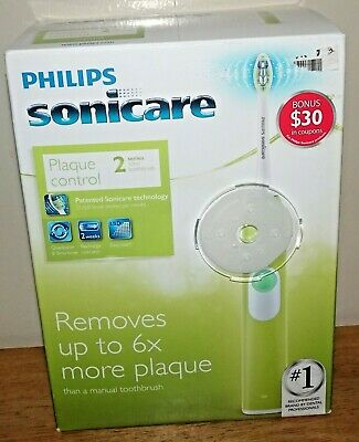 AU82.11 • Buy Philips Sonicare 2 Series Plaque Control Rechargeable Electric Toothbrush HX6211