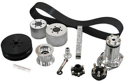 AU3230.78 • Buy Blower Drive Service Blower Drive Kit 8mm Suit GM LS V8 With 8-71 Polished