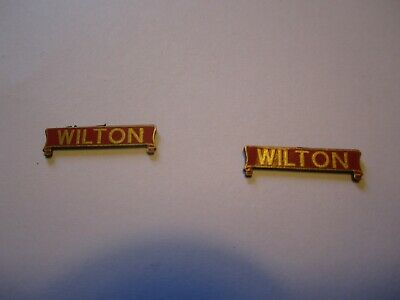 Hornby Wilton Nameplates Removed From Hornby R2218 West Country Class Loco. • 3.50£
