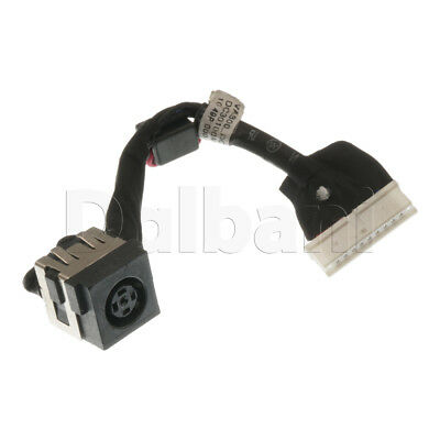 $ CDN11.23 • Buy DC30100M200 0R085W Dell Laptop DC Jack With Cable Dell Alienware M17X R1 R5