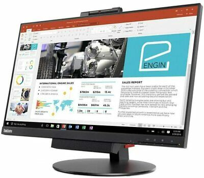 $220 • Buy Lenovo ThinkCentre 10R0PAR1US 21.5  16:9 Multi-Touch IPS Monitor Tiny In One