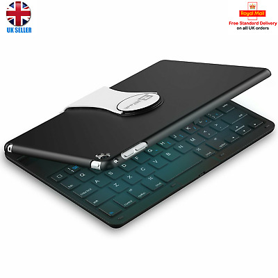 £12.99 • Buy Wireless Bluetooth Keyboard Stand Case Cover For Apple IPad Mini 1 2 3 4 US